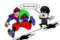 Các dấu hiệu pháp lý của tội cướp tài sản