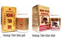Xử phạt hành vi buôn bán, sản xuất hàng giả