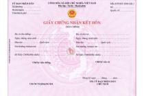 Thủ tục đăng ký kết hôn theo pháp luật hiện hành