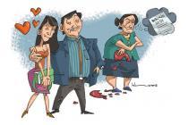Người ngoại tình có bất lợi khi chia tài sản ly hôn không?