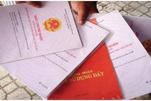 Hồ sơ cấp sổ đỏ cho căn hộ chung cư