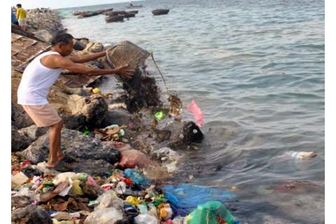 Quản lý hoạt động nhận chìm chất thải ở biển tại Việt Nam