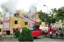 An toàn về phòng cháy và chữa cháy đối với khu dân cư