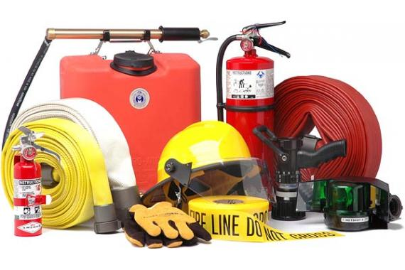 Các trang thiết bị, dụng cụ PCCC bắt buộc đối với nhà chung cư