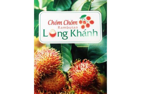 Đăng kí chỉ dẫn địa lý cho sản phẩm chôm chôm Long Khánh