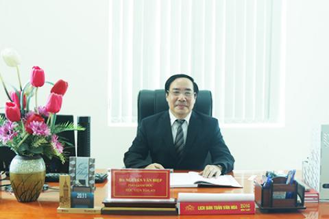 TS Nguyễn Văn Điệp
