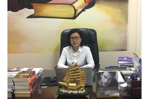 Luật sư Lê Thị Thanh Hà