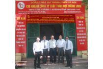 Đang diễn ra Trợ giúp pháp lý miễn phí tại Bắc Ninh